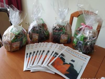 Fánksütőverseny jutalmak