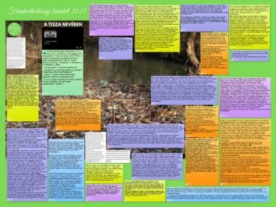 Fenntarthatósági témahét: A Tisza nevében