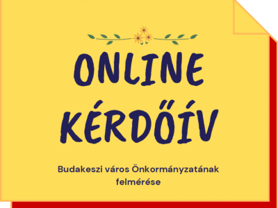 Online kérdőív